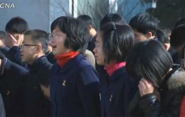 Сколко слез на самом деле пролилось по Ким Чен Иру?