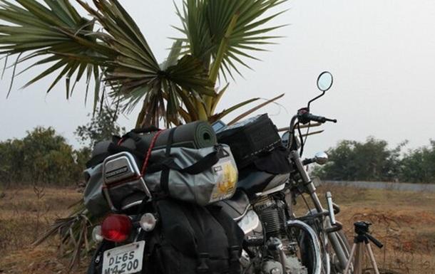 Путешествие Азиатский Триатлон. Второй Этап Индия. 16.12.2011г