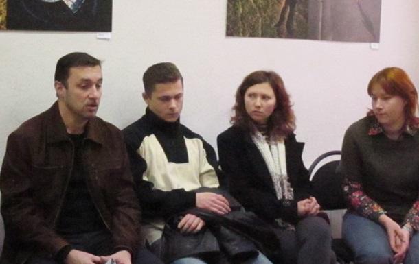 В Криму немає майданчиків для спілкування журналістів