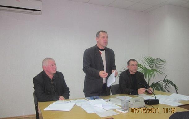 В Луганской области создан стачечный комитет.