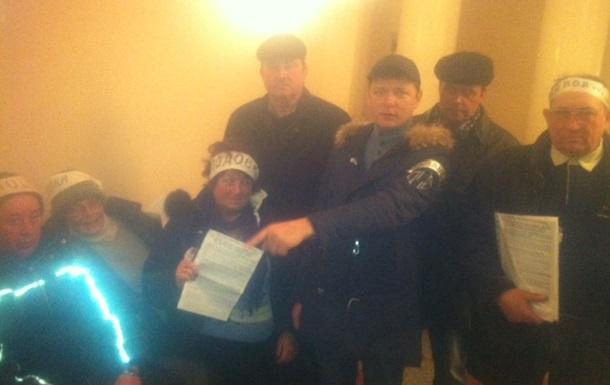 Всенародний рух чорнобильців захопив Кабмін