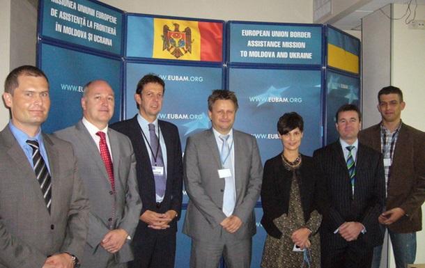 Допомога ЄС українським кордонам