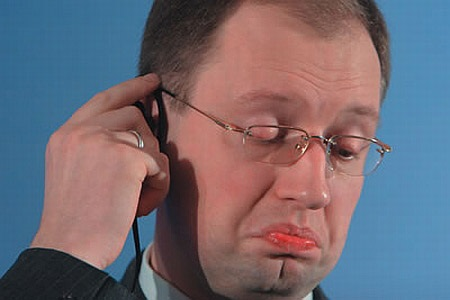 Яценюк - тяжко хворий. Тепер - упевнений!