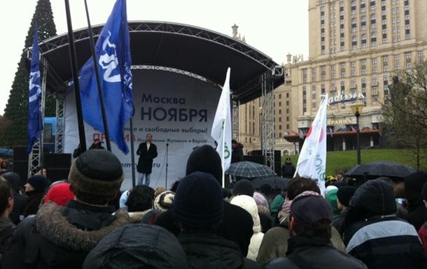 Российские демократы пришли к  Украине