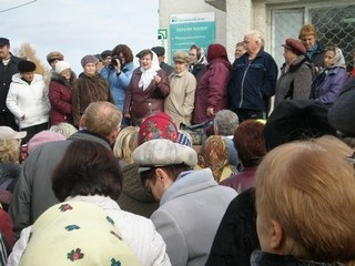 Чорнобильські мітинги по ладижинськи.