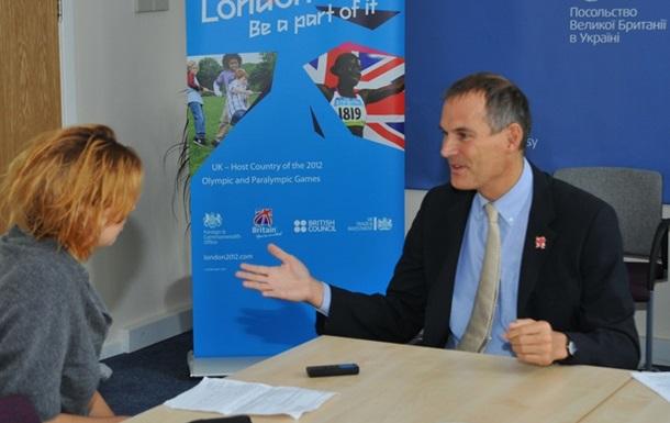 Блогер-дипломат. Интервью с послом Великобритании в Украине Ли Тернером