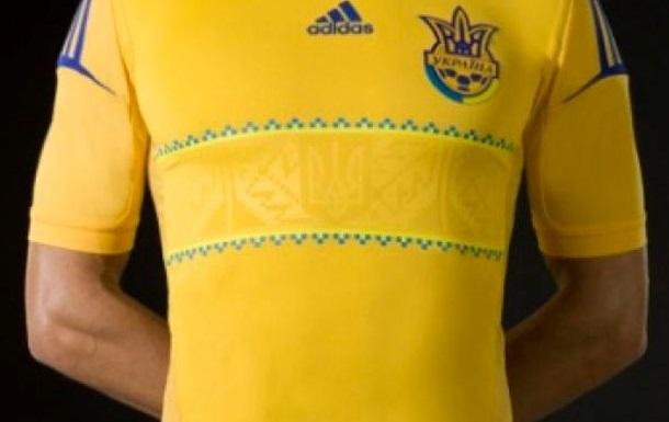 В новій формі збірної України - старий гондурас