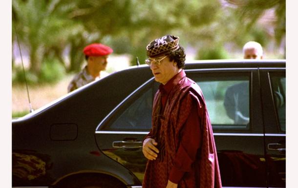 От Каддафи до мышей