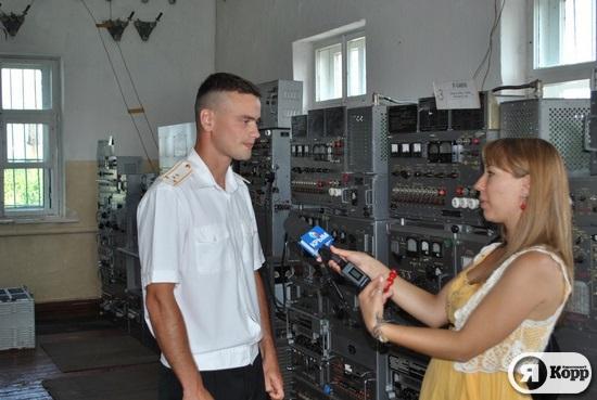 День войск связи в Симферополе