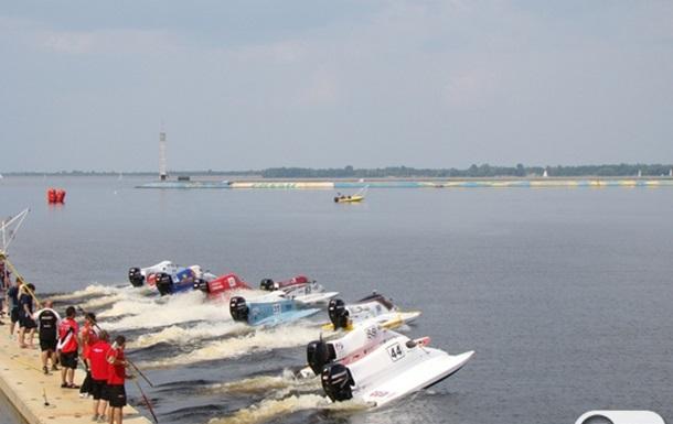 F1H2O 2013. Перегони Формули-1 на воді у Вишгороді