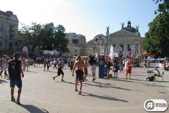 Yarych street fest. Фестиваль вуличних видів спорту у Львові