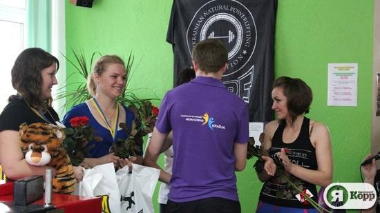 Перший Відкритий Чемпіонат Лівобережної України з Армрестлінгу