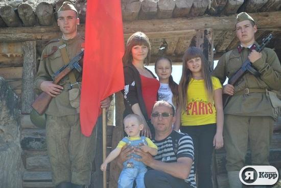 Праздник Победы в Инкермане