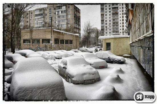 В Киев пришла весна