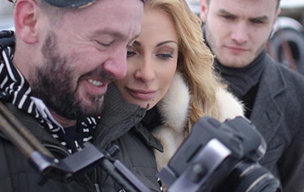 Режиссер Шапиро ищет актеров в аэропорту