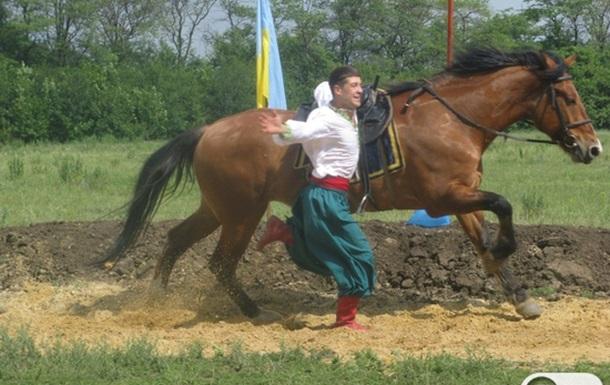 Щоб приручити коня, слід пригостити його сухарем або рафінадом