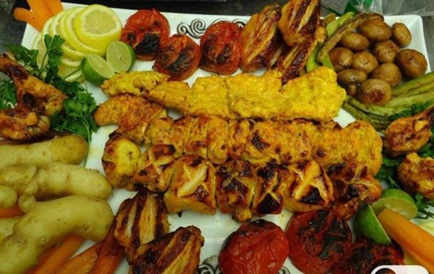 Персидская Кухня