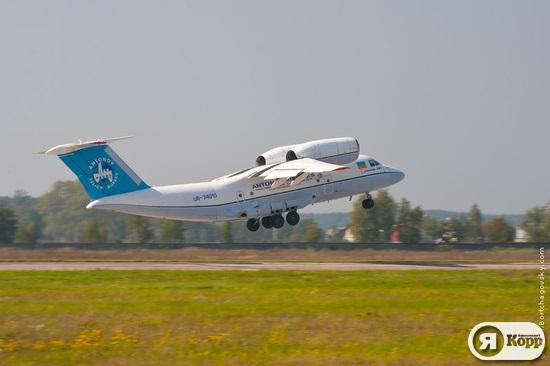 Фоторепортаж з салону Авіасвіт-XXI