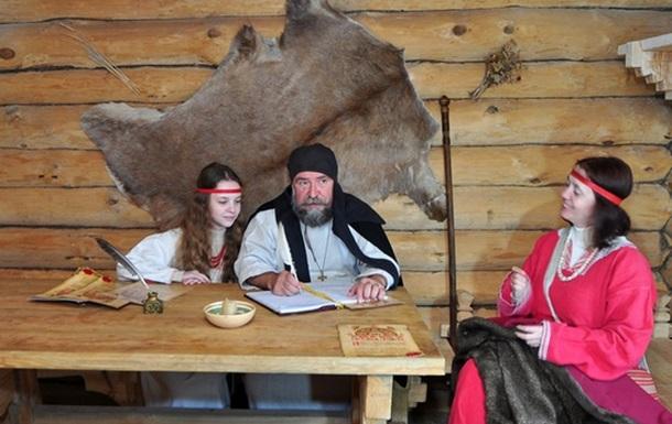 Гості Стародавнього Києва XV століття. Фестиваль в Київській Русі