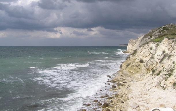 Во всей красе. Джангульское оползневое побережье Крыма