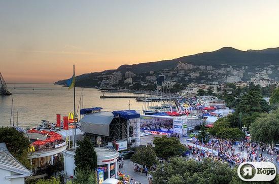 Три дня  Prime Yalta Rally 2012