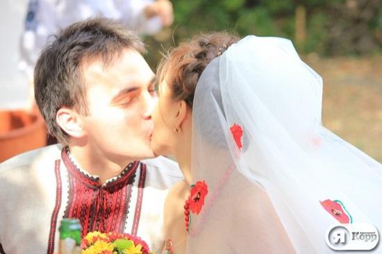 Украинская народная свадьба