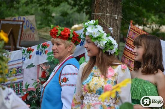 Фольклорний фестиваль Свароже коло в Дніприпетровській області
