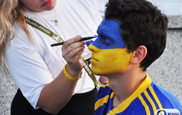 За Украину! Матч со Швецией 11 июня