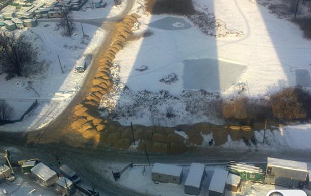 На Позняках в Киеве уничтожают озеро