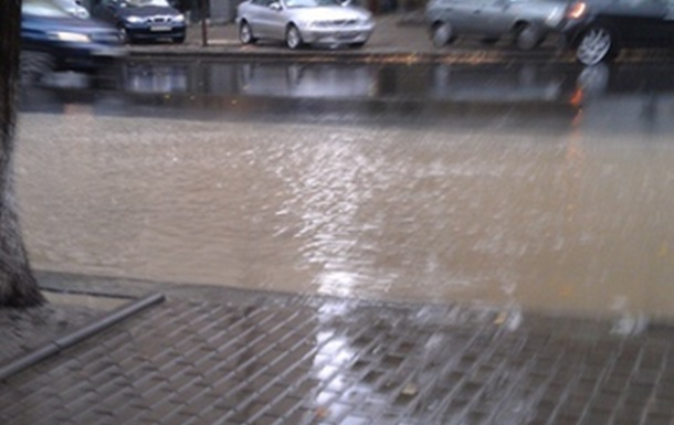 Потоп на Червоноармійській