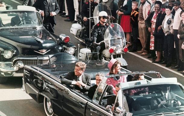 Сегодня исполняется 50 лет со дня убийства президента США Джона Кеннеди