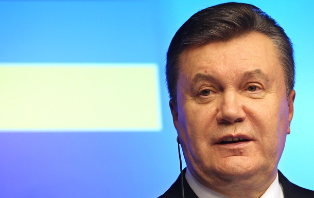 Янукович сообщил президенту Литвы о шантаже России