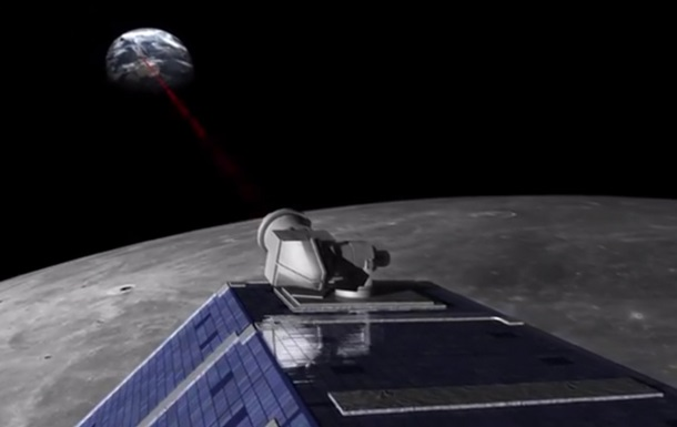 Зонд LADEE вплотную приблизился к Луне
