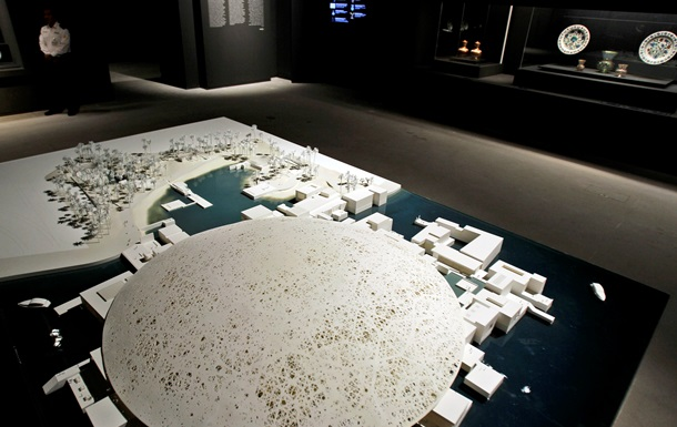 Стало известно, когда в ОАЭ откроется Лувр