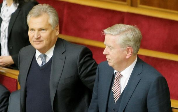 У Киева есть шансы подписать Ассоциацию с Европой - Квасьневский