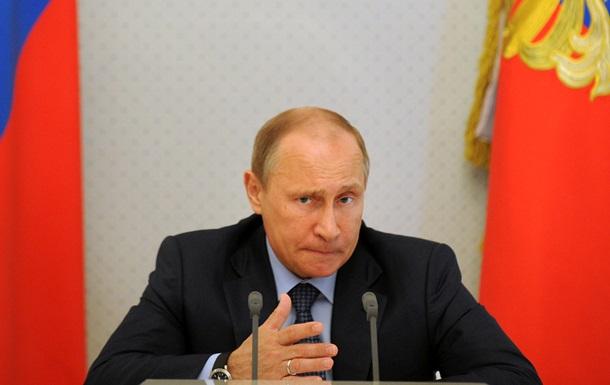 Путин обвинил Брюссель в давлении на Киев и шантаже из-за сорвавшейся торговой сделки