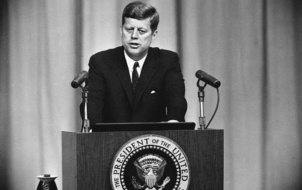 Биография Джона Кеннеди. Справка