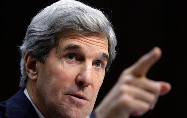 Госсекретарь США отменил визит в Украину - СМИ