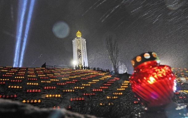 Сегодня Украина отмечает 80-ю годовщину Голодомора