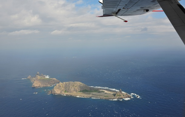 Китай ужесточил воздушный режим над спорными с Японией островами. США выразили обеспокоенность