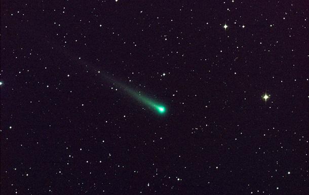 Комета века сулит землянам редкое зрелище
