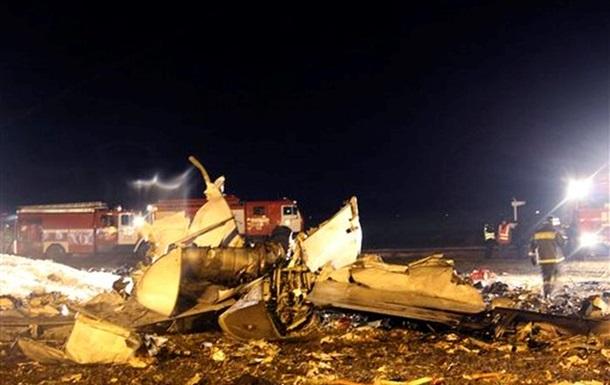 Все системы потерпевшего крушение в Казани Boeing работали исправно - министр