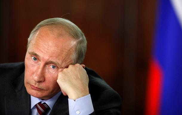 Эксперты: Не так силен Путин, как кажется