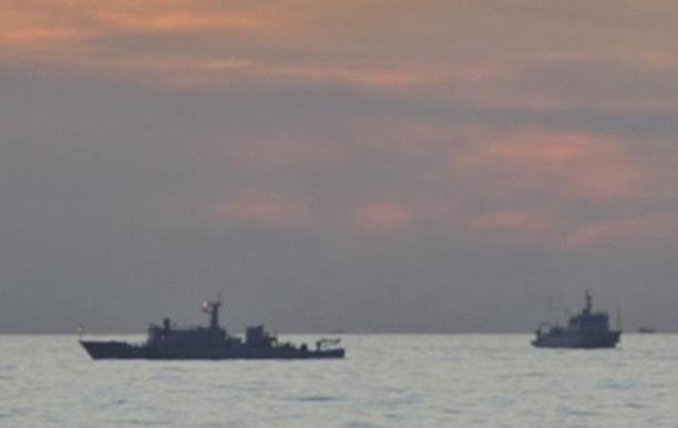 В Китае затонули два корабля, 26 человек пропали без вести