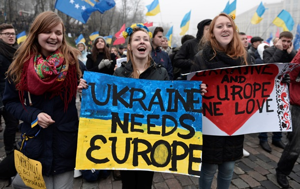 НГ: Майдан смотрит на Запад
