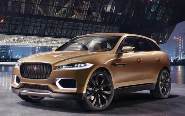 Jaguar представил свой первый пятиместный кроссовер