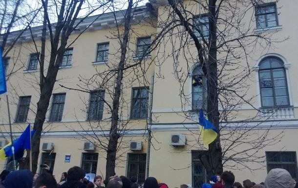 Киево-Могилянская академия отменила пары ради Евромайдана