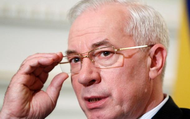 У Киева нет никаких договоренностей с Россией о новых кредитах - Азаров