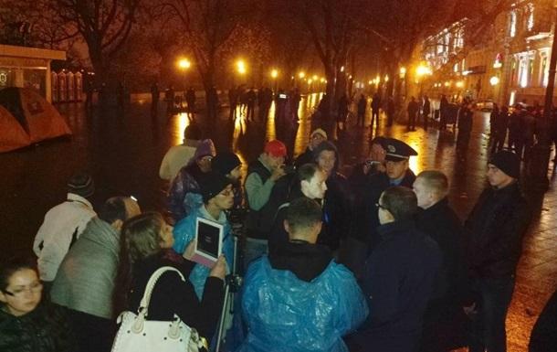 Новости Одессы - Евромайдан - арест - Лидер одесского Евромайдана арестован на пять суток