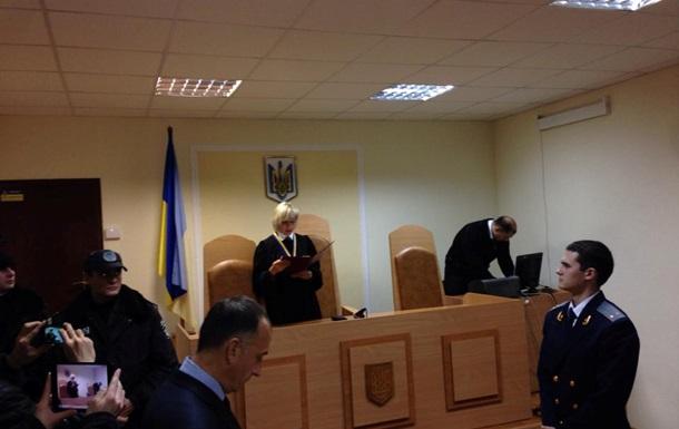 Суд арестовал еще одного активиста Евромайдана на 60 суток